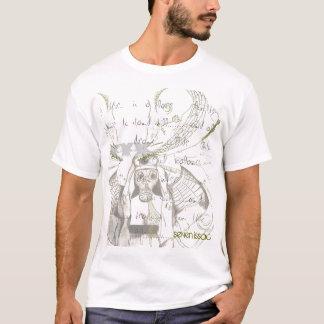 7つのissacの天使7 tシャツ