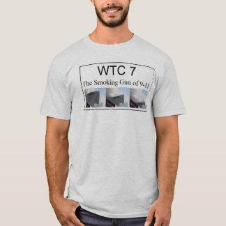 7つを造る世界貿易センター Tシャツ