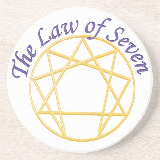 7の法律 コースター
