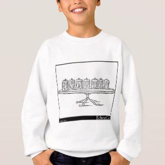7家族の歴史 スウェットシャツ