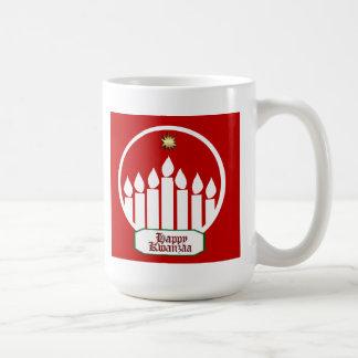 7明るい日のKwanzaaのマグ コーヒーマグカップ