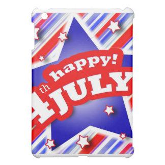 7月のお祝いのSpeckの場合の第4 iPad Mini カバー