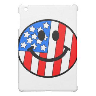 7月のスマイリーの第4 iPad MINIケース