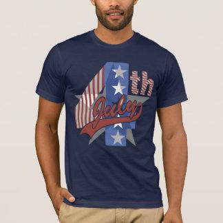 7月のTシャツの第4 Tシャツ