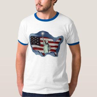 7月のTシャツのLiberty第4女性 Tシャツ