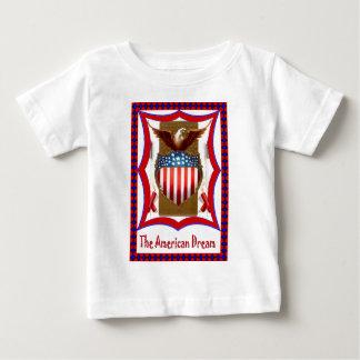 7月を4日祝って下さい ベビーTシャツ