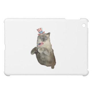 7月猫の第4 iPad MINIケース