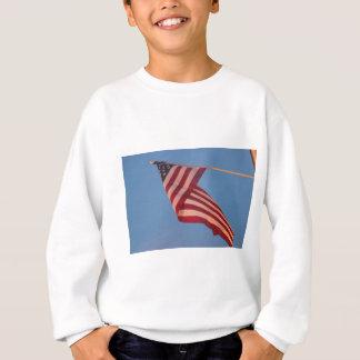 7月第4愛国心が強い スウェットシャツ