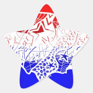 7月米国の4 星シール
