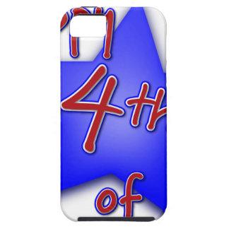 7月4日のお祝い iPhone SE/5/5s ケース