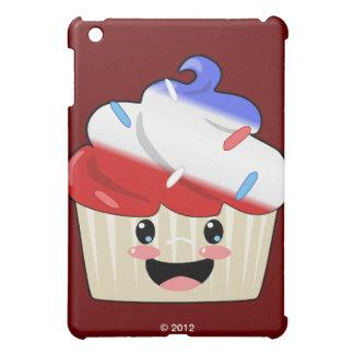 7月4日のカップケーキ iPad MINIケース