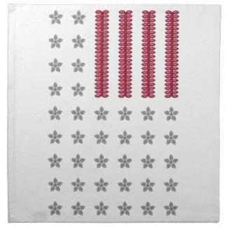 7月4日の旗 ナプキンクロス