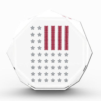 7月4日の旗 表彰盾