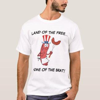 7月4日のCookout Tシャツ