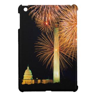 7月4日、花火の表示、スカイライン iPad MINIケース