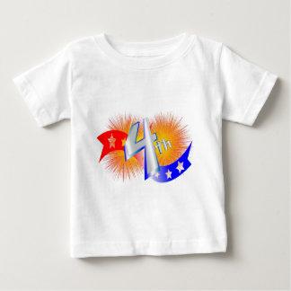 7月 ベビーTシャツ