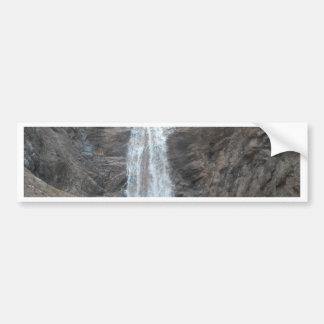 7滝 バンパーステッカー
