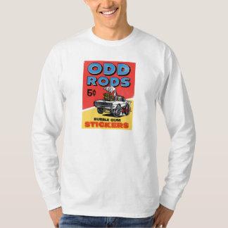 70年代異様な棒 Tシャツ
