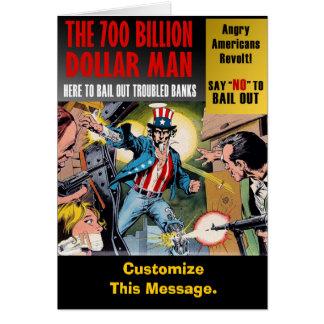 $700十億ドルの人 カード