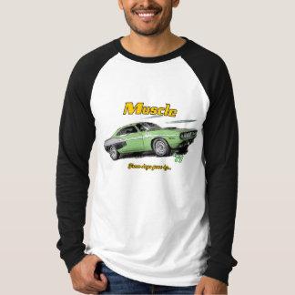 「71 Hemi Cuda Tシャツ