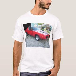72のごまかしの充電器Rallye Tシャツ