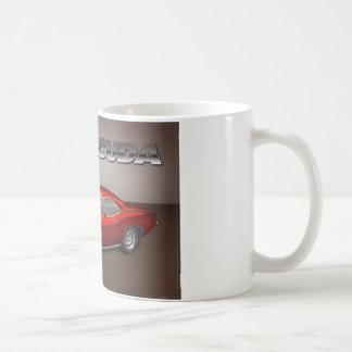 72-74カマス コーヒーマグカップ