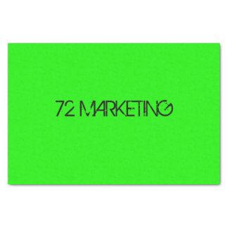72 MARKEINGのティッシュペーパー 薄葉紙