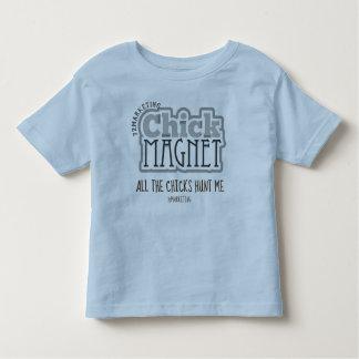 72marketingひよこの磁石のイースター春の男の子のワイシャツ トドラーTシャツ