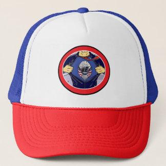 72marketing故郷の英雄のトラック運転手の帽子の警察 キャップ