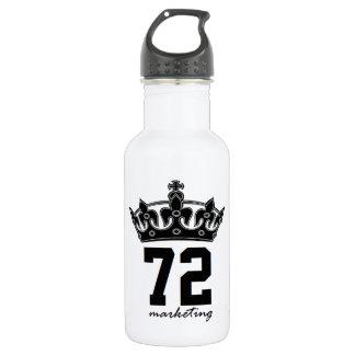 72marketing皇族の水差しの再使用可能な体育館 ウォーターボトル