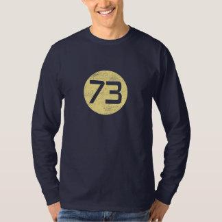 73 -完全数のTシャツ Tシャツ