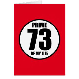 73 -私の生命の全盛 カード