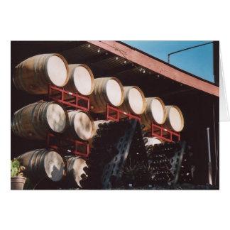 74. ワインバレル、Sonoma郡、カリフォルニア カード