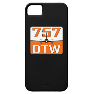 757 DTWのiPhone SE/5/5sの場合 iPhone SE/5/5s ケース