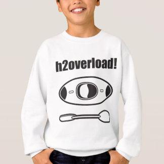 75_h2overload スウェットシャツ