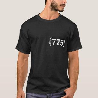 (775)、ネバダ Tシャツ