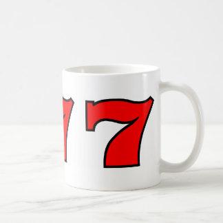 777 コーヒーマグカップ