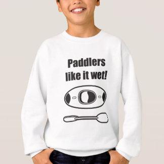 77. Paddlers スウェットシャツ