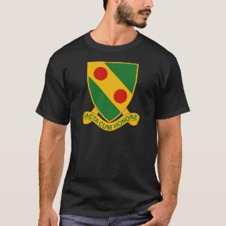 793rd憲兵の大隊- Honore付きのFacta Tシャツ