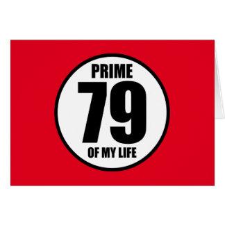 79 -私の生命の全盛 カード