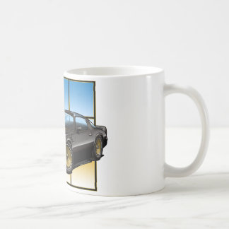 79-81 SEの強盗TA コーヒーマグカップ