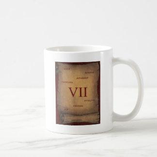 7 コーヒーマグカップ
