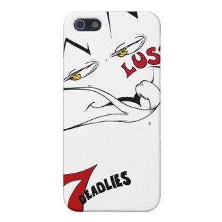 7 Deadlies -渇望のiphone 4ケース iPhone 5 カバー