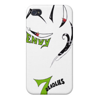 7 Deadlies -羨望のiphone 4ケース iPhone 4/4S Case