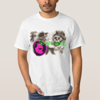 7 Issac I Tシャツ