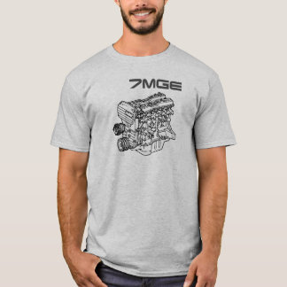 7MGE Headgasket Tシャツ