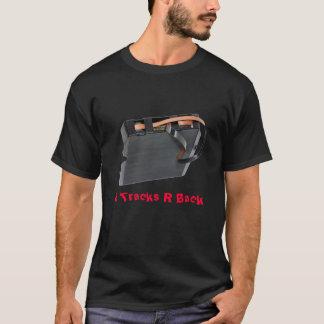 8つのトラックRはTシャツを支持します Tシャツ