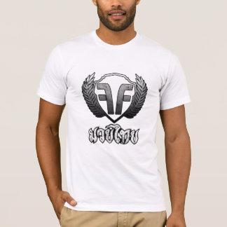 8つの武器のムエタイのティー-決め付けられるFF Tシャツ