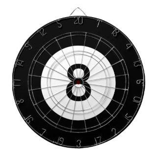8つの球の投げ矢板 ダーツボード