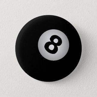 8つの球ボタン 5.7CM 丸型バッジ